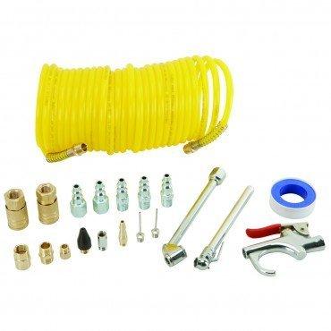 20 Piece Air Compressor Starter Kit (Central Pneumatic Air Gun compare prices)