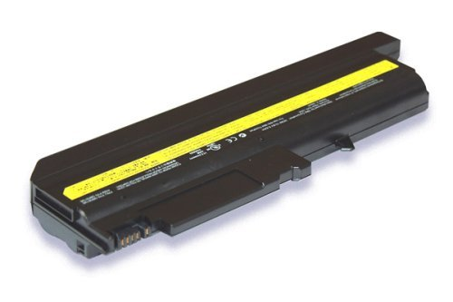10.80V (Compatible with 11.10V),7200mAh,Li-ion, Replacement Laptop Battery for IBM ThinkPad R50, R50e, R51, R51e, R52, T40, T41, T42, T43 Series (Spear-carrier), (Fits selected models only), Compatible Duty Numbers: 08K8194, 92P1010, 92P1011, 92P1013, 92P