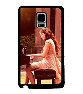 TOUCHNER (TN) Listen Back Case Cover for Samsung Galaxy Note Edge::Samsung Galaxy Note Edge N915