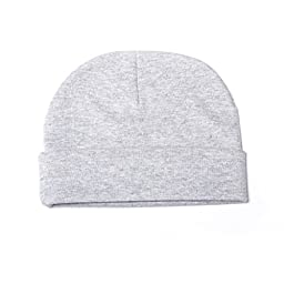 Crazy Baby Clothing Infant Kids Soft Cute Lovely Knit Hat Beanies Cap in Gray Style