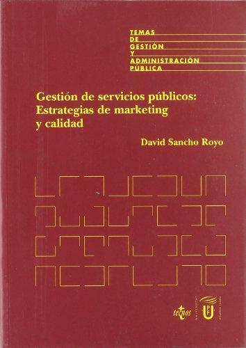 GESTION DE SERVICIOS PUBLICOS