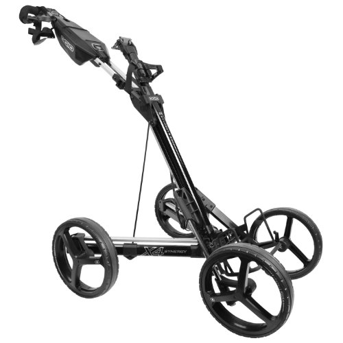 Ogio X4 Synergy Push Cart, Black, Large