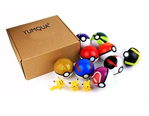 9pcs-pokemon-pokeball-pikachu-cosplay-pop-up-master-great-ultra-gs-poke-ball-toy