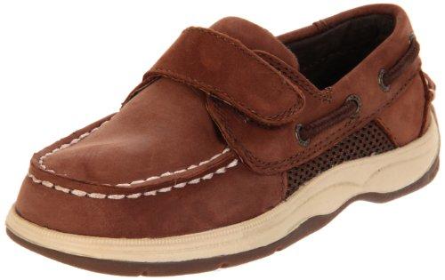Sperry Top-Sider Intrepid H&L Loafer (Toddler/Little Kid),Brown,10.5 M US Little Kid