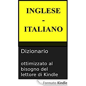 Dizionario Inglese - Italiano