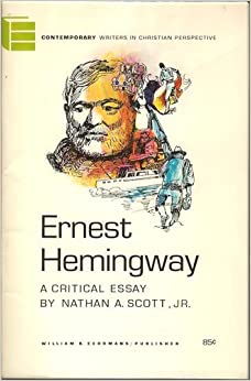 ernest hemingway critical essay A short critical analysis of 'cat in the rain' by ernest hemingway - download as word doc (doc / docx), pdf file (pdf), text file (txt) or read online.