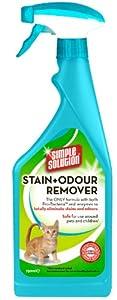 Bramton Dog Hygiene Simple Solution Stain & Odour Remover Dog 750ml-Cat 750ml