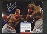 "Mickey Ward ""The Fighter"" Signed 8x10 Photo PSA/DNA COA AUTO Autograph"