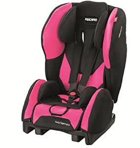 recaro young expert plus isofix compatible pink. Black Bedroom Furniture Sets. Home Design Ideas