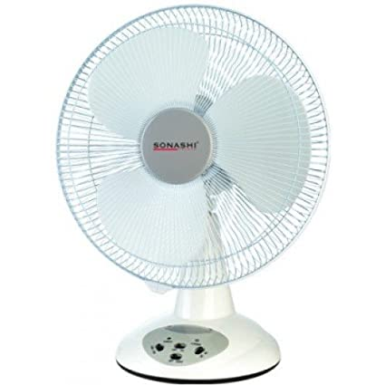 Sonashi-SRF-014-3-Balde-Rechargeable-Table-Fan