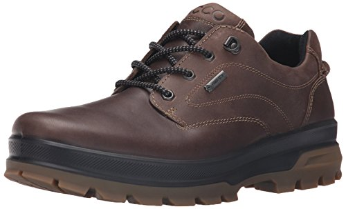 Ecco ECCO RUGGED TRACK - Scarponi Trekking Uomo, Marrone (DARK CLAY/COFFEE56098), 42 EU