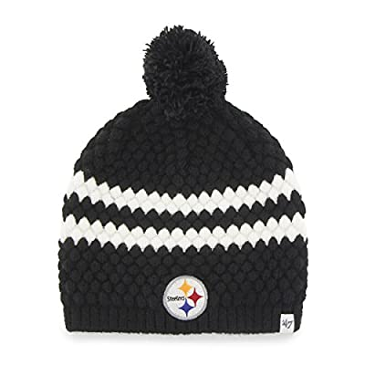 Women's Knit Pittsburgh Steelers Beanie Cap