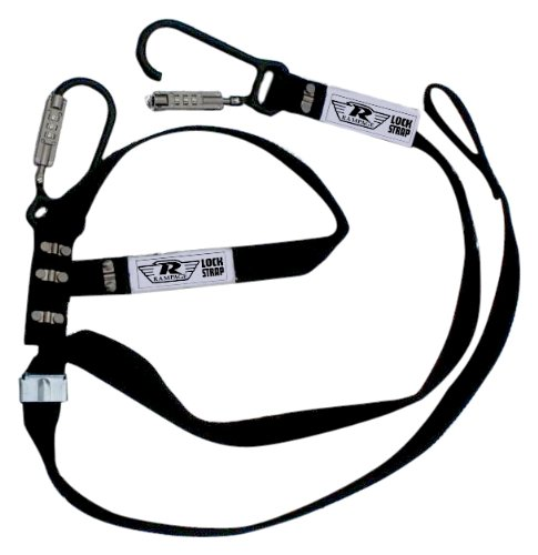 Rampage 7701 Locking Tie Down Security Strap
