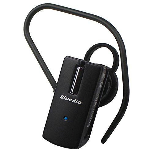 Original Lanboo® Zubehör - Bluedio BT-T9+ mini Bluetooth Headset für Sony Xperia miro - ST23i, ST23a - Schwarz
