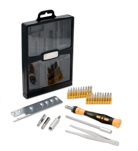 Syba Tool Kit for Repairing Xbox, Wii and PlayStation Game Consoles (Xbox Console Screwdriver compare prices)
