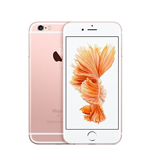 Apple au iPhone 6s 64GB ローズゴールド MKQR2J/A 白ロム