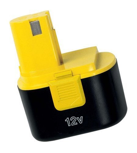 Lincoln Lubrication 1201 12 Volt Nicad Rechargeable Battery
