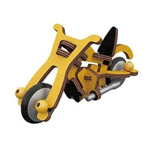 Kids Preferred Buildex Speed Machines Road Glider Chopper Bike