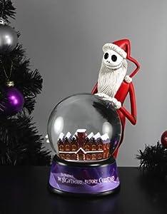 Neca Nightmare Before Christmas NBX - Waterball - Christmas Santa Jack