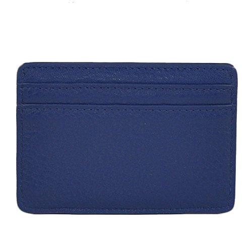 Tory BurchTory Burch Women's Robinson Saffiano Slim Business Card Case Blue Nile
