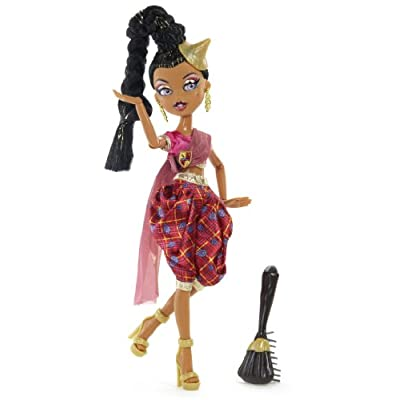 Amazon.com: Bratzillaz Back to Magic Doll - Illiana Honesty (India)