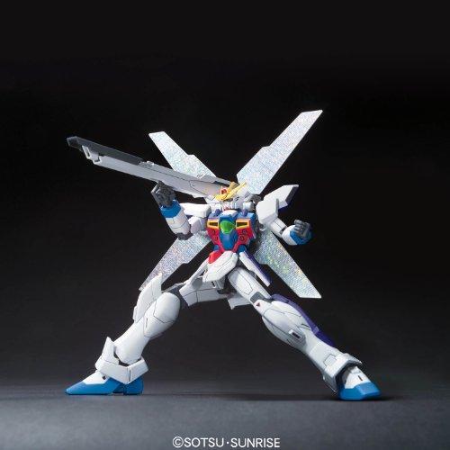 HGAW 1/144 GX-9900ガンダムエックス (機動新世紀ガンダムX)