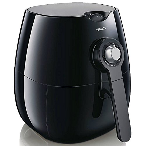 Buy Philips Viva Collection HD9220 Air Fryer with Rapid Air Technology (Black) Online at Low Prices in India - Amazon.in