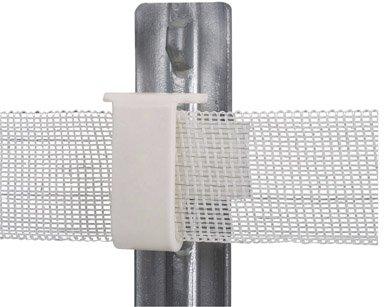 Tpost Tape Insulator Color: White