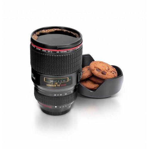 T-UP Tasse objectif appareil photo