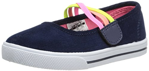 Carter'S Alexis Mary Jane (Toddler/Little Kid/Big Kid),Navy,10 M Us Toddler front-210629