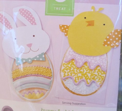 Bunny and Chick Treat Bag Kit - 6 ct - 1