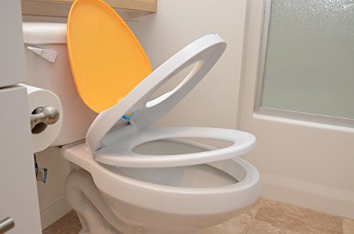 Pottyez Child Adult Toilet Seat Built In Potty Training