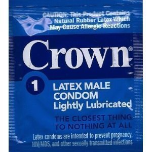 Okamoto CROWN condoms - 100 condoms