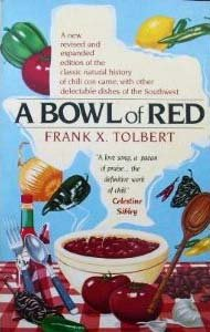 A Bowl of Red [Paperback] by