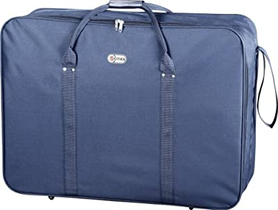 "5 Cities® Cargo 30"" Lightweight 4 Wheeler Suitcase (Navy) - 'Right Size, Right Weight, Right Price!' - LuggageTravelBags"