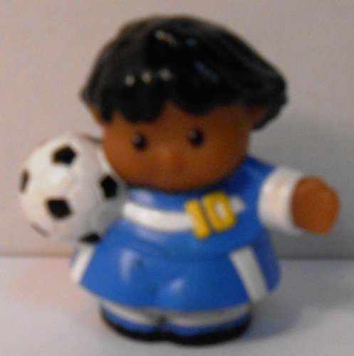 Little People Soccer Player #10 2008 - Replacement Figure - 1