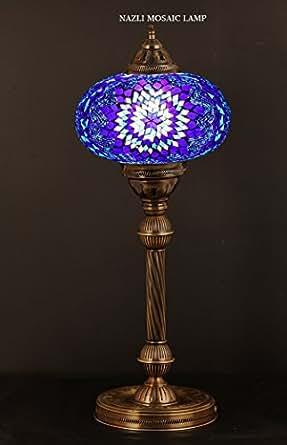 Mosaic Table Lamp Lamp Shade Turkish Lamp Moroccan Lamp