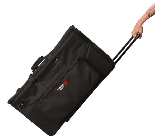 Gator Large Electronic Drum Kit Bag With Wheels (Gp-Ekit3616-Bw)