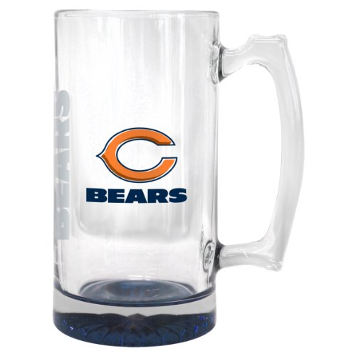 NFL Chicago Bears Elite Tankard, 25-ounce (Beer Bear compare prices)
