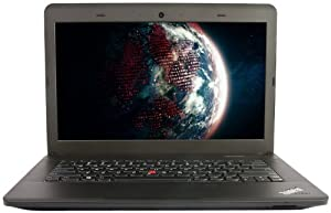 ThinkPad Edge E431 I3-3110M 2.4G 4GB 500GB DVDRW 14IN 64-bit Win 8 Pro Black Notebook