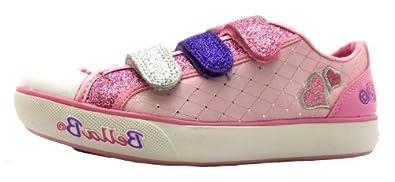 Size 13.5 Girl's Triple Twirl Skechers Bella Ballerina Shoes