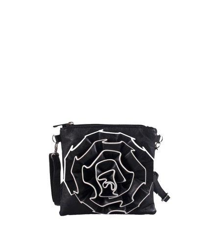 Mellow World Myrtle Flower Cross-body Handbag