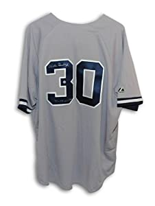 Willie Randolph New York Yankees Autographed Hand Signed Gray Majestic Jersey... by Hall of Fame Memorabilia