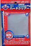 KMC カードバリアーミニ [ハードクリアー]