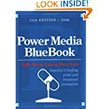 Power Media Bluebook with Talk Show Guest Directory
