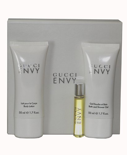 Gucci Envy by Gucci for Women Gift Set ( Eau
