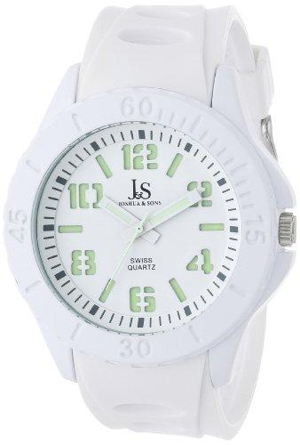 Joshua & Sons JS-37-WT - Reloj para hombres
