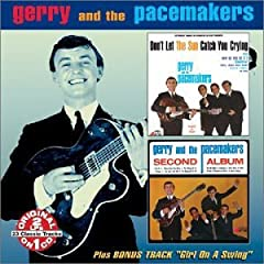 Gerry & The Pacemakers   Don't Let the Sun Catch You Crying (1964) + Second Album (1964) [Lossle preview 0