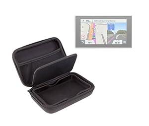 """DURAGADGET Housse de protection 5"""" pour GPS Garmin Nüvi 3597, 2597, 2595 & 2567 LMT - EVA noir résistant et durable"""