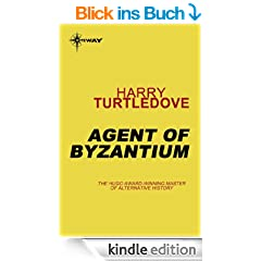 Agent of Byzantium (English Edition)